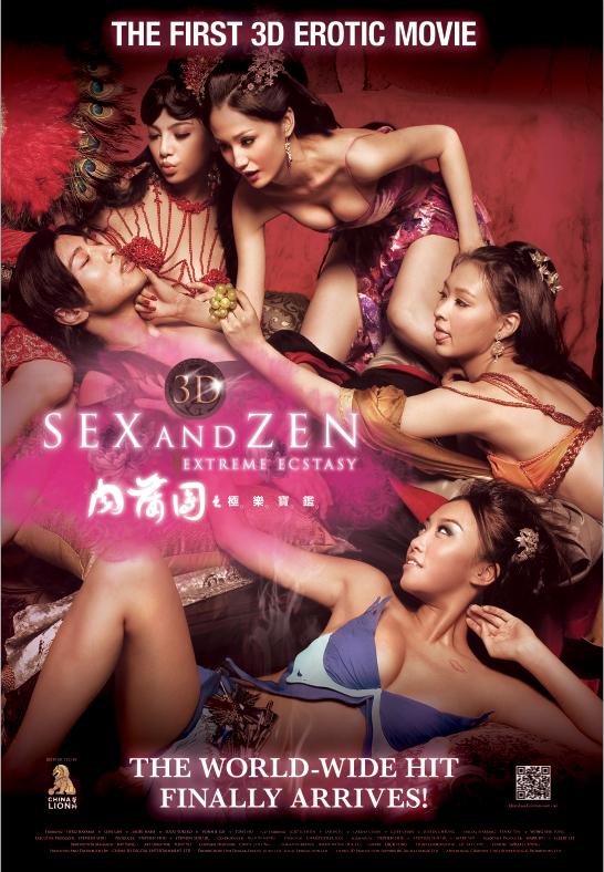 3 D Sex And Zen Extreme Ecstasy